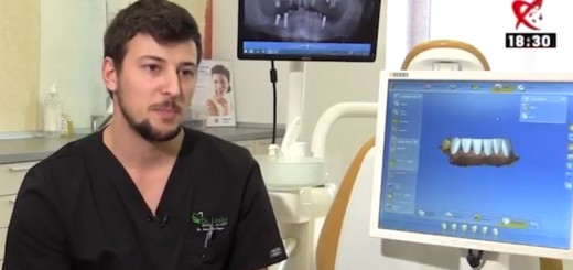 Spot DSE - Tehnologia CEREC in protetica dentara