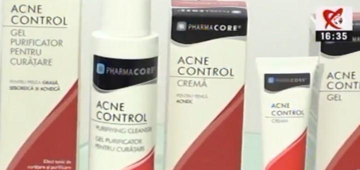 Spot DSE - Despre tratamentul acneei