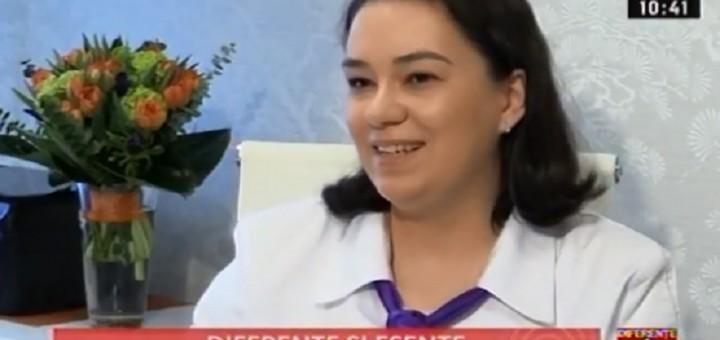DSE - Ce inseamna ozonoterapia - Clinica Eliade - Realizator Cecilia Caragea