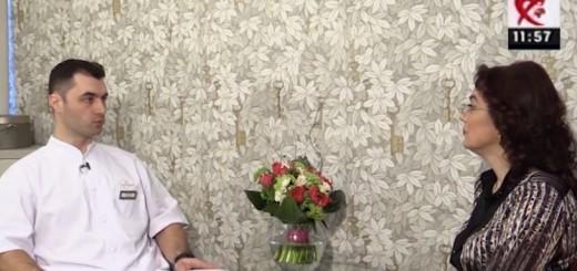 Spot DSE - Ce inseamna osteopatia - Clinica Eliade - Realizator Cecilia Caragea
