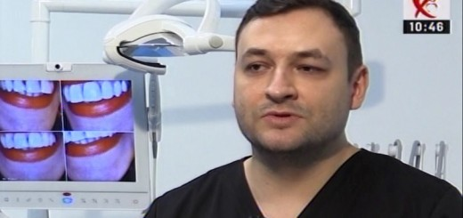 DSE - Noile tehnologii in implantologia dentara - Clinicile Dr. Leahu - Realizator Cecilia Caragea