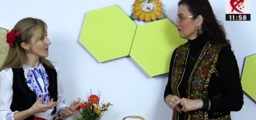 Spot Reluare DSE - Apicultura, posibila directie pentru brandul de tara - Apidava - Realizator Cecilia Caragea