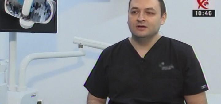 DSE - Cum sa ne pregatim pentru o interventie chirurgicala stomatologica - Clinicile Dr. Leahu - Realizator Cecilia Caragea
