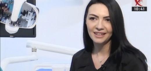 DSE - Cariile si abcesul dentar - Clinicile Dr. Leahu - Realizator Cecilia Caragea