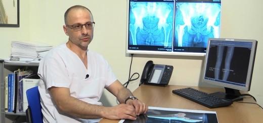 Spot Reluare DSE - Tratamentul chirurgical al artrozei - Spitalul Monza - Realizator Cecilia Caragea