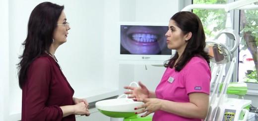 Spot DSE - Solutii pentru refacerea completa a danturii - Clinica Dental Excellence - Realizator Cecilia Caragea
