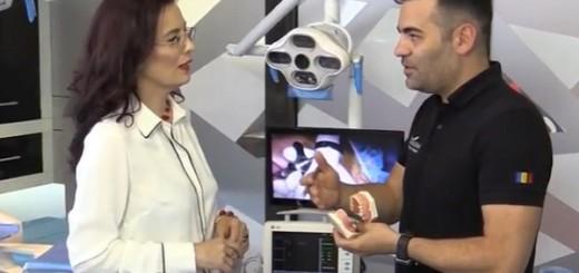 Spot DSE - Tratamente chirurgicale stomatologice intr-o singura sedinta - DentalMed Luxury Dental Clinic - Realizator Cecilia Caragea
