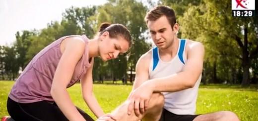 Spot DSE - Despre crampele musculare si carcei
