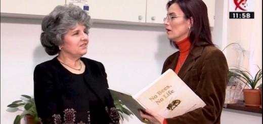 Spot DSE - Mierea si sanatatea - Apidava - Realizator Cecilia Caragea
