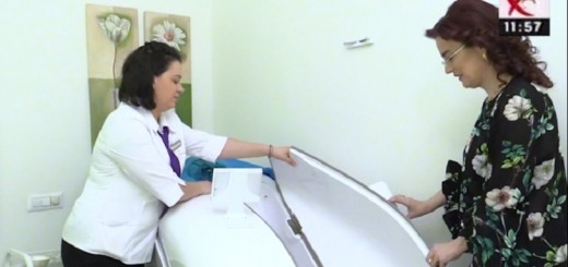 Spot Diferente si Esente - Ce inseamna ozonoterapia - Clinica Eliade - Realizator Cecilia Caragea