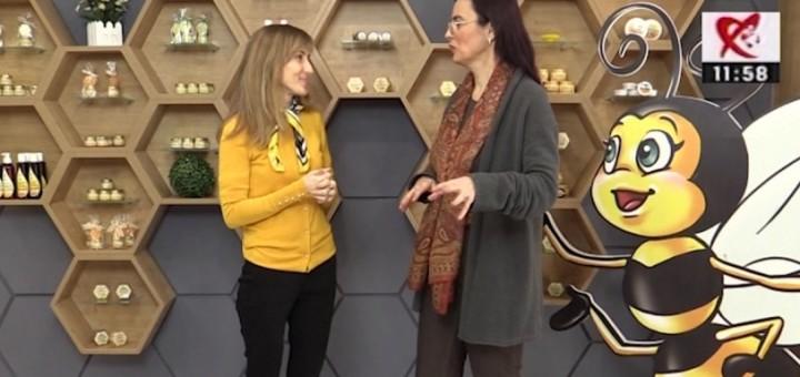 Spot DSE - Romania, pe harta apiculturii mondiale - Apidava - Realizator Cecilia Caragea