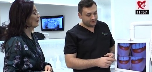 Spot Diferente si Esente - Noile tehnologii in implantologia dentara