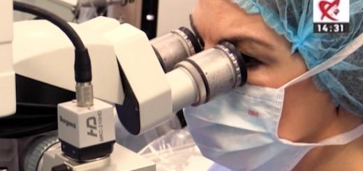 Spot Reluare DSE - Ce inseamna transplantul de cornee - Centrul Oftalmologic Oculus - Realizator Cecilia Caragea