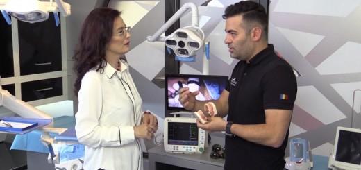 Spot DSE - Tratamentul bolii parodontale - DentalMed Luxury Dental Clinic - Realizator Cecilia Caragea
