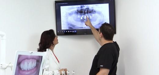 Spot DSE - Noile tehnologii din protetica dentara - Clinicile Dr. Leahu - Realizator Cecilia Caragea