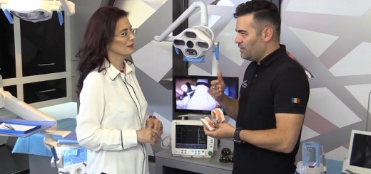Spot Reluare DSE - Tratamente stomatologice chirurgicale intr-o singura sedinta - DentalMed Luxury Dental Clinic - Realizator Cecilia Caragea