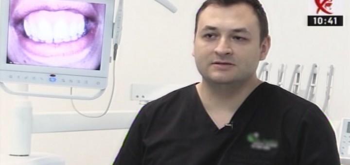 DSE - Solutii moderne de implantologie - Clinicile Dr. Leahu - Realizator Cecilia Caragea
