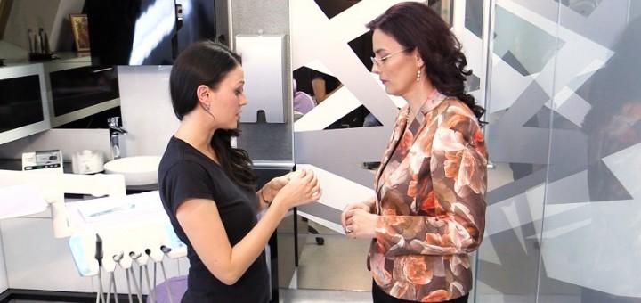 Spot DSE - Tehnologiile digitale in estetica dentara - DentalMed Luxury Dental Clinic - Realizator Cecilia Caragea