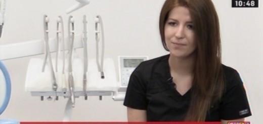DSE - De ce sa nu-ti mai fie frica de dentist - Clinicile Dr. Leahu - Realizator Cecilia Caragea