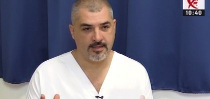 DSE - Diagnosticarea si tratamentul cardiomiopatiei hipertrofice obstructive - Spitalul Monza - Realizator Cecilia Caragea