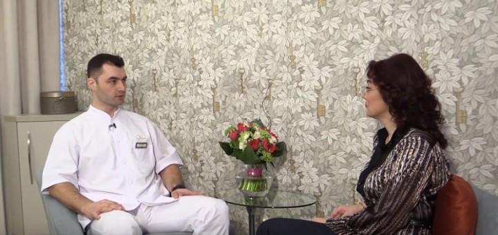Spot Reluare DSE - Ce inseamna osteopatia - Clinica Eliade - Realizator Cecilia Caragea