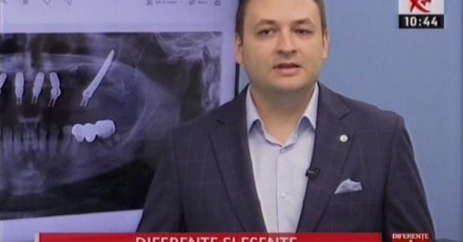 DSE - Stomatologia romaneasca, potentiala directie pentru brandul de tara - Clinicile Dr. Leahu - Realizator Cecilia Caragea