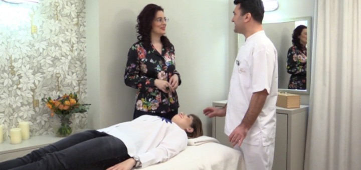 Spot DSE - Ce inseamna terapia cranio-sacrala - Clinica Eliade - Realizator Cecilia Caragea
