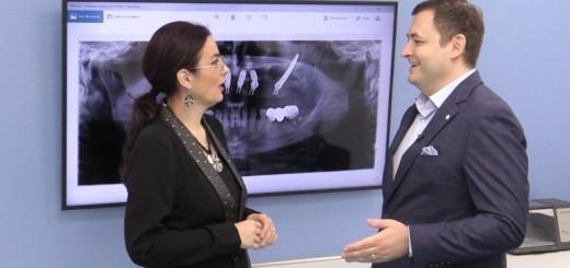 Spot DSE - Stomatologia romaneasca, potentiala directie pentru brandul de tara - Clinicile Dr. Leahu - Realizator Cecilia Caragea