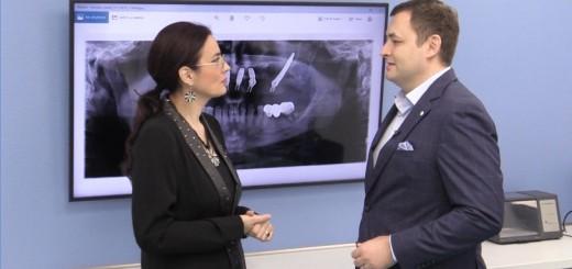 Spot DSE - Tehnici moderne de anestezie in stomatologie - Clinicile Dr. Leahu - Realizator Cecilia Caragea