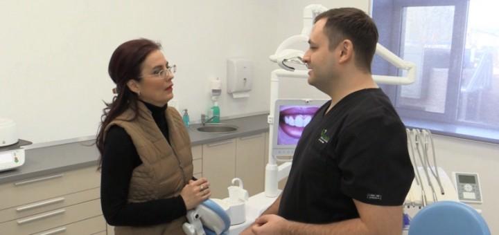 Spot DSE - Cum prevenim problemele stomatologice - Clinicile Dr Leahu - Realizator Cecilia Caragea