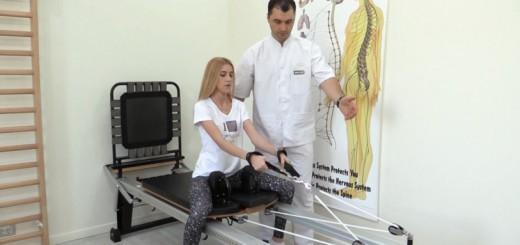 Spot DSE - Terapii complementare de recuperare in osteopatie - Clinica Eliade - Realizator Cecilia Caragea
