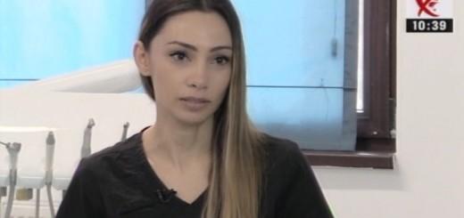 DSE - Ce inseamna tratamentul de canal - Clinicile Dr. Leahu - Realizator Cecilia Caragea
