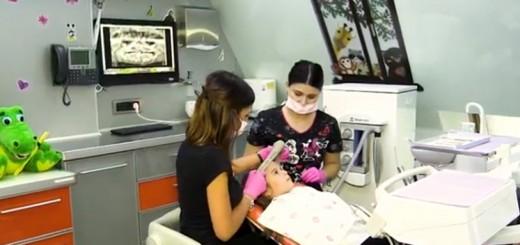 Spot Reluare Diferente si Esente – Anestezia generala in stomatologia pediatrica
