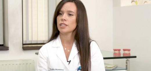Spot DSE - Aparatele dentare la copii - Dr. Madalina Trofin - Realizator Cecilia Caragea