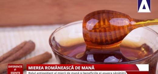 DSE - Mierea romaneasca de mana - Apidava - Realizator Cecilia Caragea